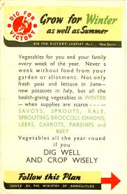 The Wartime Kitchen And Garden A Dig For Victory Pamphlet Http Lifeonpigrowblogspotcouk 2012