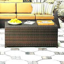round wicker coffee table with storage round wicker coffee table with storage wicker storage ottoman coffee