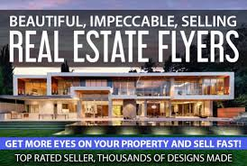 Selling Flyers Design A Beautiful Real Estate Sales Flyer By Cal5086