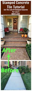 concrete overlay patio irving tx