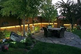 outdoor fence lighting outdoor fence lights solar lights for fence medium size of lighting ideas led outdoor fence lighting
