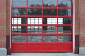 Glass Garage Door Commercial To Innovation Ideas