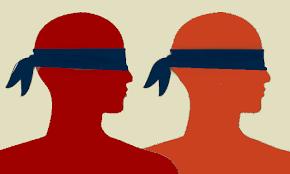 Resultado de imagem para double-blind