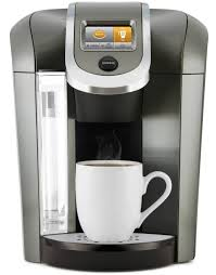 keurig. Beautiful Keurig Keurig K525 Single Serve KCup Pod Coffee Maker With 12oz Brew Size  Strength Control And Hot Water On Demand Programmable Platinum  Walmartcom To R