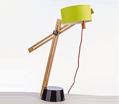 green shade wood table lamp with metal base adjule wood friends lighting specialize in modern wood pendant lamp wood floor lamp wood table lamp
