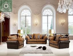 Buy high quality living room furniture european modern fabric sofa