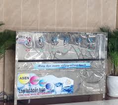 Máy lọc nước uống nóng lạnh công suất lớn - Home