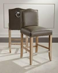 full size of kitchen bar stools backless bar stools set of 2 black leather counter stools