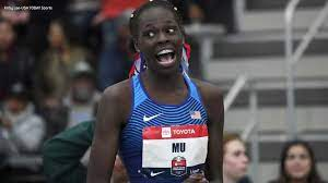 Athing Mu Is Built For The Olympic 400m ...
