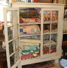 22 best quilt display case cabinets images on Pinterest | Quilt ... & Ideas for Antique & Vintage Quilt Decorating by Vintageblessings Adamdwight.com
