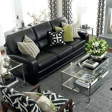 best black leather sofas ideas on home decorators collection