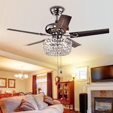 elegant ceiling fans. Angel 3-light Crystal 5-blade 43-inch Bronze Chandelier Ceiling Fan Elegant Fans E