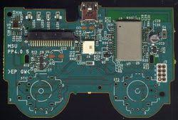 dualshock 3 ps3 developer wiki ps3 controller diagram assembly at Wiring Diagram For Ps3 Controller