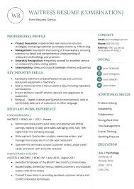 Ideal Resume Format Resume Tips Page 2 How To Choose The Best Resume Format