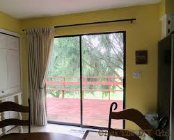 curtains for sliding glass doors in living room curtain patio door window covering