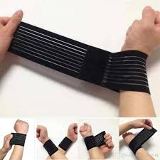 2019 wrist protection for yoga weight lifting elastic fabrics men and women boxing wrist band support sports gym accessories 72899 from hotjersey2018