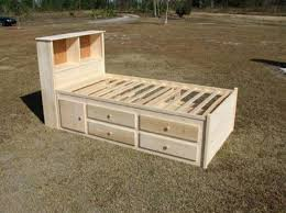 diy bedroom furniture kits. captains bed on pinterest beds storage and with twin bookcase diy bedroom furniture kits