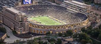 Notre Dame Stadium Detailed Seating Chart Notre Dame Stadium To Host Liverpool F C For Summer