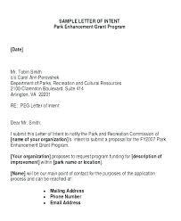 letter of intent job sample letter of intent for job template letter of intent sample simple