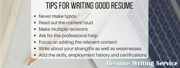 professional resume writing tips unbelievably best resume writing services to avail