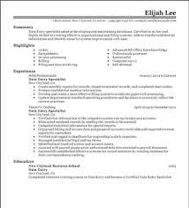 Various Resume Formats The 17 Best Resume Templates Fairygodboss