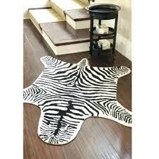 beautiful faux zebra rug and faux animal rugs 85 fake zebra rug uk