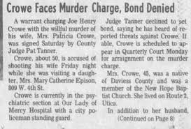 Murder/Obit of Patty Sims Crowe pt. 1 - Newspapers.com