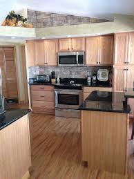 Kitchen Remodel American Woodmark Soft Close Cabinets Via Home