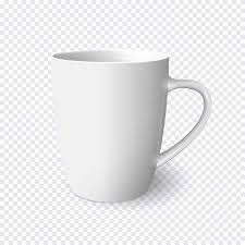 coffee cup transparent background. Wonderful Cup Realistic White Mug Isolated On Transparent Background Vector Template For  Mock Up Illustration In Coffee Cup Transparent Background