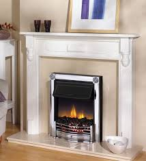 victorian fireplace see more horton chrome inset electric fire from dimplex