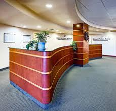 Medical Office Reception Medical Office Reception Desk David Fonda Architectural