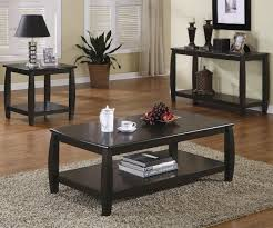 popular of dark brown coffee table with furniture coffee end table impressive living room lacquare wooden