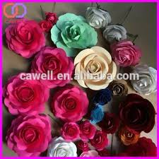 Buy Paper Flower Hand Craft Paper Flower Roses Buy Paper Flower Hand Craft Paper Flower Paper Flower Wall Product On Alibaba Com