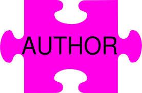Puzzle Piece Pink Author Clip Art at Clker.com - vector clip art ...