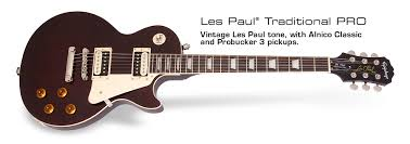 epiphone les paul traditional pro les paul traditional pro vintage les paul tone alnico classic and probucker trade