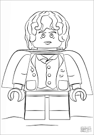 Hobbit Coloring Pages Coloringbay