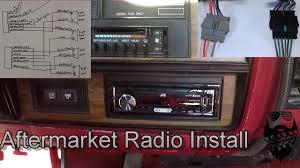 1992 dodge d250 cummins diesel jvc radio install including wiring 1992 dodge d250 cummins diesel jvc radio install including wiring diagram and harness build