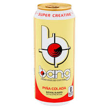 Lighting Bang Energy Drink On Fire Bang Pina Colada Walmart Com