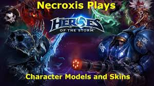 Heroes of the Storm - All Characters ...