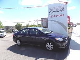 Used 2013 Toyota Corolla in Edmundston - Used inventory ...