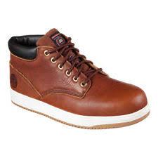skechers work boots. skechers men\u0027s work ossun amokine steel toe boot boots