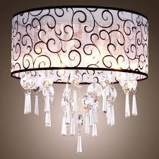 chandelier lamp shade frames medium size of delectable fabric drum chandelier with frozen white dark brown