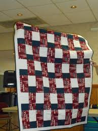 """Veterans' Quilts – Calico Cutters & All of the Block of the Month """"star"""" squares collected at the the July  meeting will be donated to Shirley Walton and her Tel Hai sewing group to  be turned ... Adamdwight.com"""