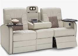 electric recliner chair covers beautiful de leon rv recliner sofa rv furniture 4seats