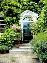 i d have to hire a gardener to keep this up beautiful front door
