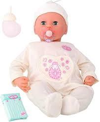 ZAPF INTERACTIVE BABY ANNABELL DOLL: Toys ... - Amazon.com