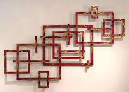 on wall sculpture art metal with metal wall sculpture stairstep designs metal art wall sculptures