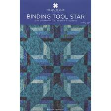 Binding Tool Star Quilt Pattern by MSQC - Missouri Star Quilt Co ... & Binding Tool Star Quilt Pattern by MSQC Adamdwight.com
