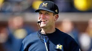Imagining Michigan Football Coach Jim Harbaugh S Cover Letter Si Com