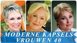 Trendy Kapsels Vrouwen Up75 Belbininfo
